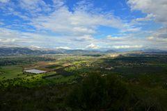 Blick auf Mallorca