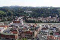 Blick auf Passau 2
