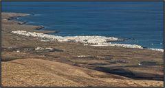 Blick auf Punta Mujeres