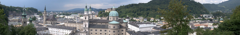 """"""" Blick auf Salzburg 1"""""""