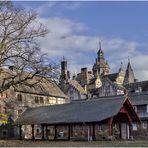~ Blick auf Schloss Ramholz ~
