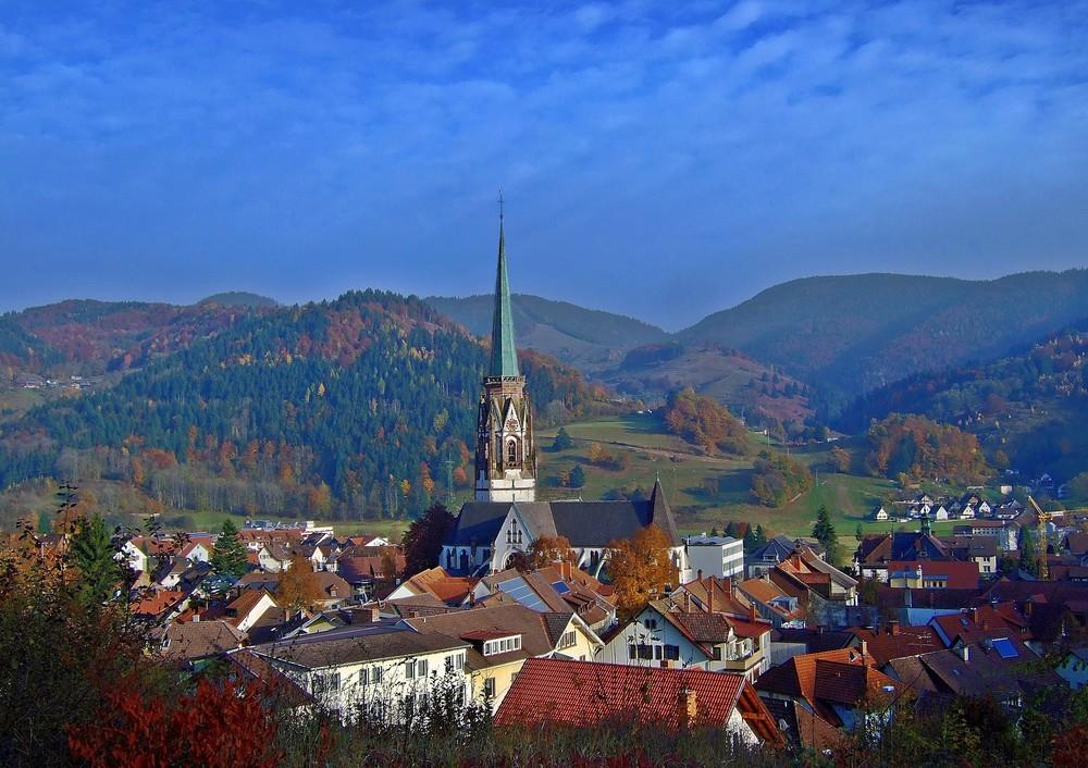 Schönau Schwarzwald