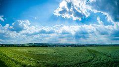 Blick auf Wiernsheim