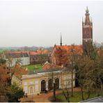 Blick auf Wörlitz