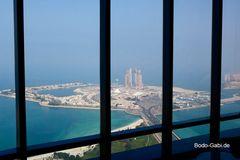 Blick aus dem 74.Stock