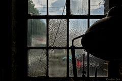 Blick aus dem Fenster......