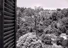 Blick aus dem Fenster Mazzano Romano