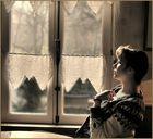 Blick aus dem Fenster - Regard par la fenêtre