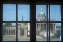 Blick aus dem Neuen Palais