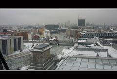 Blick aus dem Reichstag