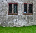 Blick durchs Fenster
