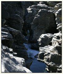 "Blick in den ""Canyon"" der Maggia 2"