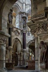 Blick in den Chor, des Dom zu Magdeburg.