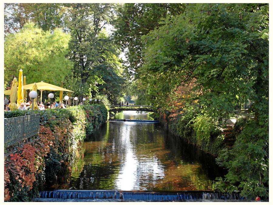 Baden Baden Kurpark