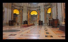 Blick in den Petersdom!