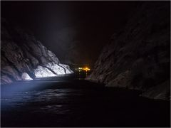 Blick in den Trollfjord