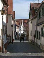 Blick in die Bleichstraße - Oberursel