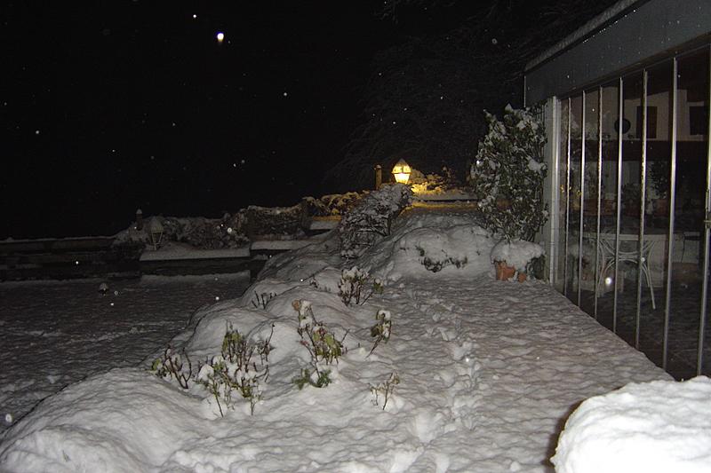 Blick in die Sylvesternacht 2008