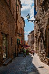 Blick in die Via Dell' Arco