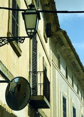 Blick in eine italienischen Gasse