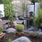 Blick in meinen Japangarten