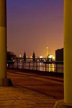 Blick in Richtung Berlin Mitte