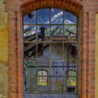 Blick ins ehemalige Brunnenhaus