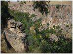 Blick ins Ihlara-Tal