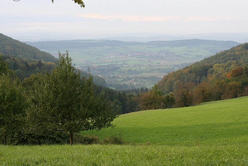 Blick ins Klettgau