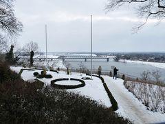 Blick ins Land, Lauenburg