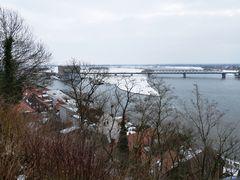 Blick ins Land/ Lauenburg