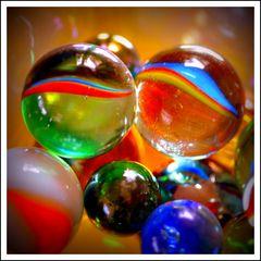 Blick ins Murmelglas