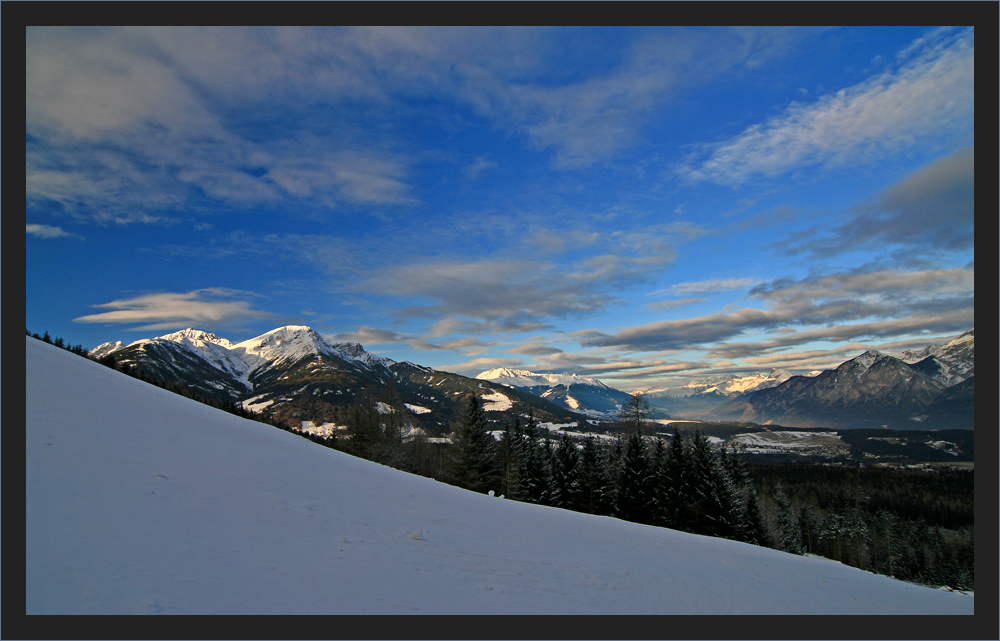 Blick ins Oberland