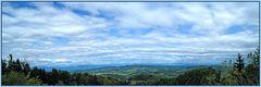 Blick ins Südsteirische Hügelland