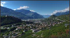 Blick ins Wallis