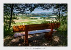 Blick ins Weinsberger Tal