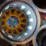 """"""" Blick nach oben....""""in die Kuppel"""
