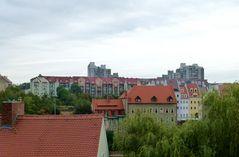 Blick nach Polen