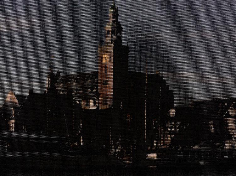 Blick Rathaus