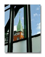 Blick teilweise gesehen (01) ... Endstation Vohwinkel (Wuppertal-West)