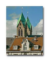 Blick teilweise gesehen (02) ... Endstation Oberbarmen (Wuppertal-Ost)