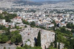 Blick über Athen II