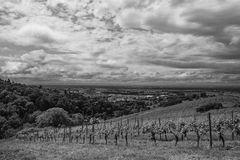 Blick über Bensheim