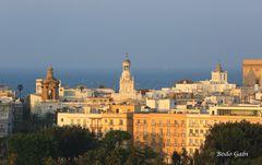 Blick über Cadiz