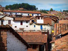 Blick über Cusco 2