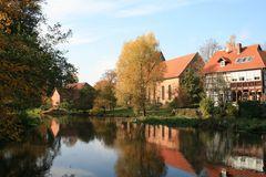Blick über den Klosterteich 2