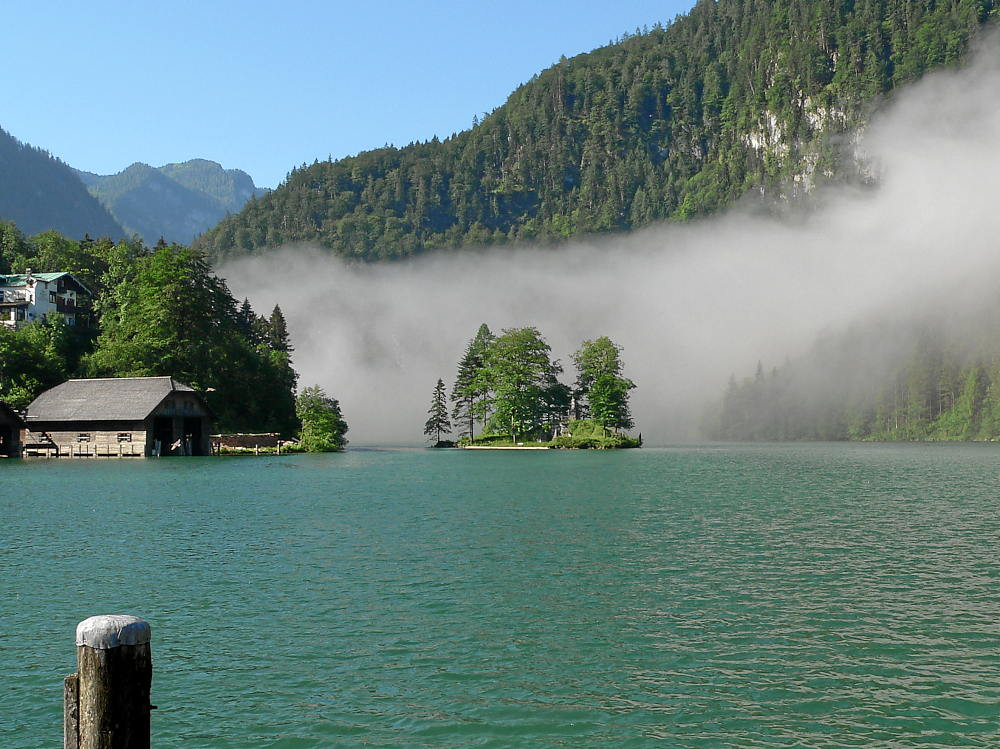 Königssee Wetter