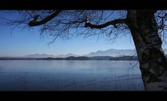 ~ Blick über den See ~