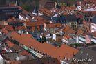 Blick über die Altstadtdächer