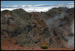 Blick über die Berge von La Palma (I)